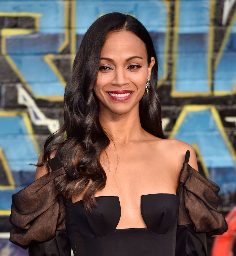 Zoe Saldana Hopes Avengers Endgame Breaks Box Office