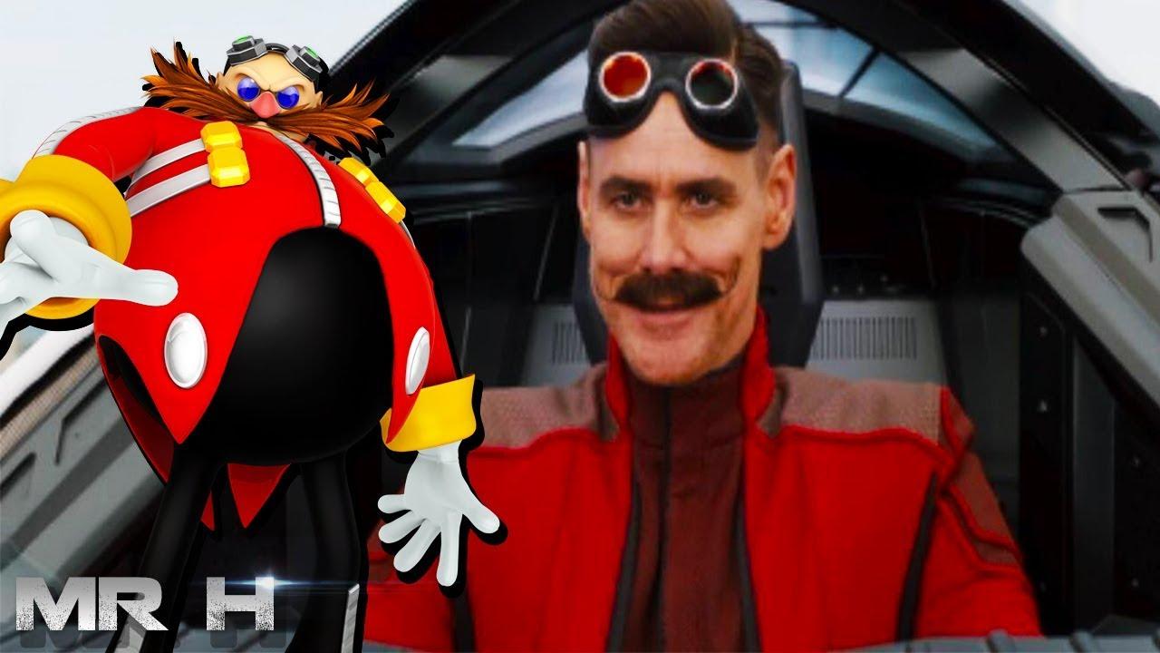 sonic the hedgehog movie 2020 dr robotnik